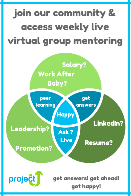 virtual mentoring ad projectu sign up