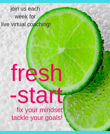 fresh start how to creat new career habits