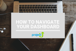 how to use your projectu member dashboard